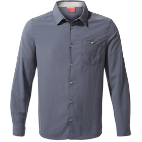 Craghoppers Nuoro Longsleeved Shirt Men, ombre blue